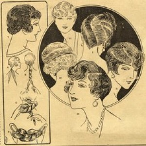 1920s Bob Wave HairstyleS